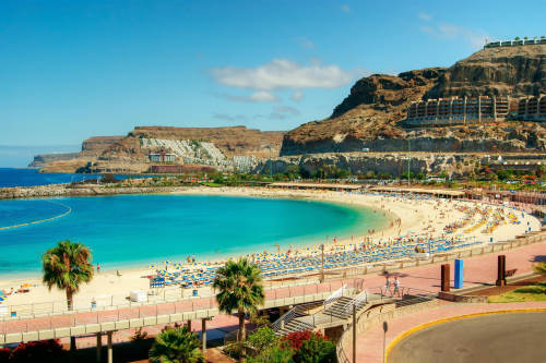 Gran Canaria Inseln in Spanien Live Streaming Webcams Online