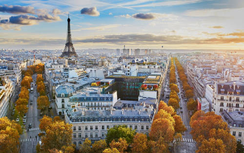 Paris Live Streaming Webcams Online