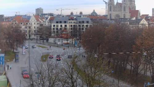 Theresienwiese Webcam München