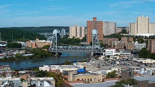 Broadway Bridge - West Bronx - New York - USA