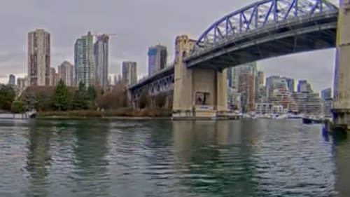 False Creek - Vancouver - British Columbia - Kanada