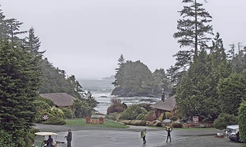 Crystal Cove Beach Resort - Tofino - Vancouver Island - Kanada