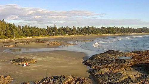 Chesterman Beach - Tofino - British Columbia - Kanada