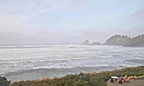 Cox Bay Beach - Tofino - British Columbia - Kanada
