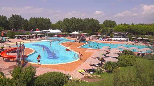 Camping Jesolo International Club - Venetien - Italien